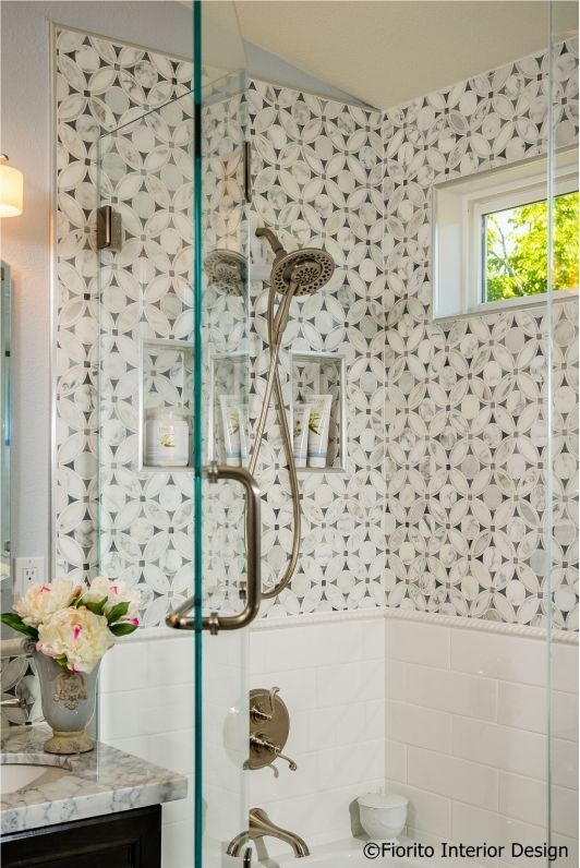 Master Bathroom, Scotts Valley, CA