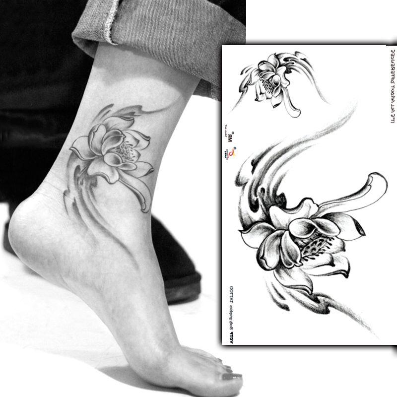 Afbeelding van http://i01.i.aliimg.com/wsphoto/v0/1867501367_1/Temporary-tattos-stickers-ankle-feet-art-painting-transfer-makeup-waterproof-women-ankle-black-font-b-lotus.jpg.
