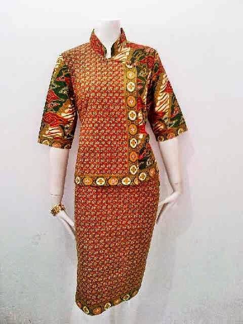 Model Baju Batik Setelan Rnb New Ayla Series Call Order 085 959