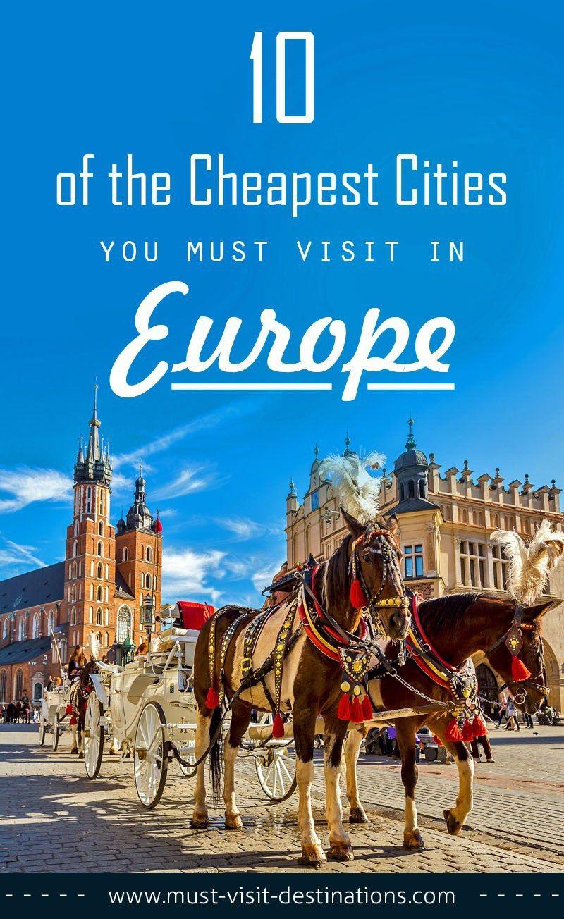 how to travel around europe cheap