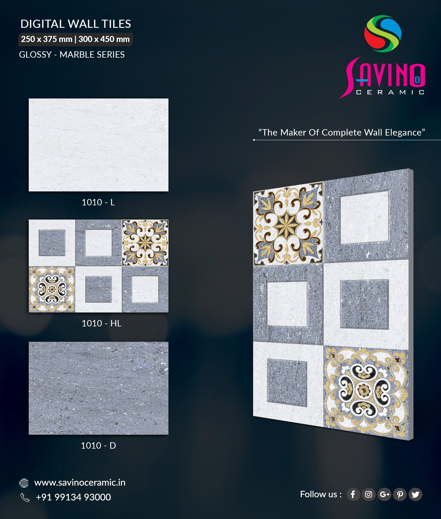 Pin By Jaydip On Flowers Wall Tiles Digital Wall Tiles