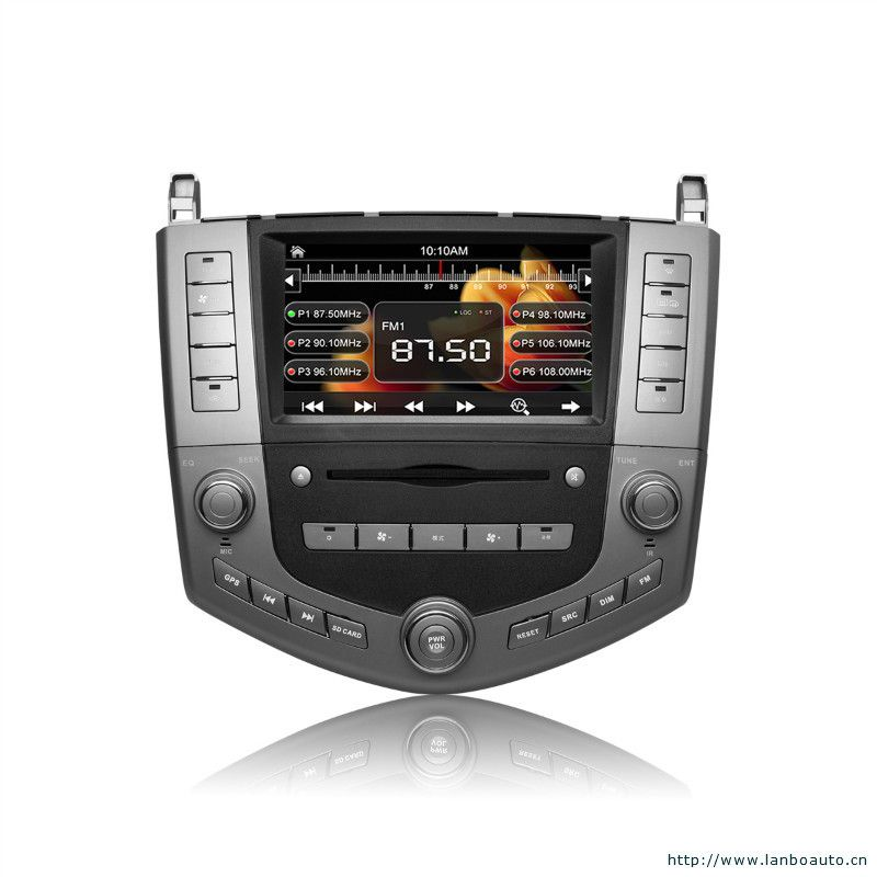 TV with GPS Blue tooth FM/AM radio HD touch screen Windows