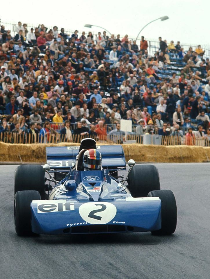 6 octobre 1973 watkins glen souvenir fran ois cevert tyrrell ford grand prix de monaco. Black Bedroom Furniture Sets. Home Design Ideas