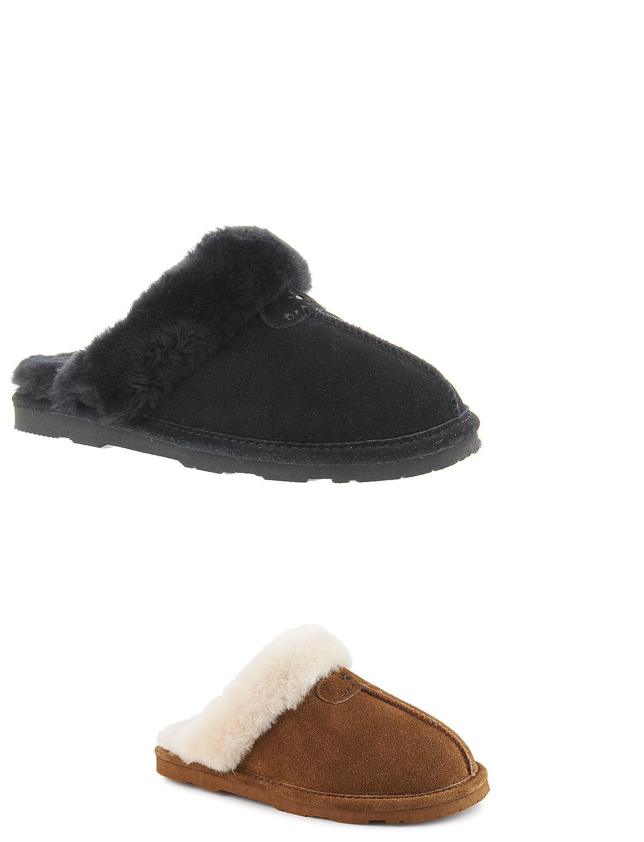 351c64a610483e Slippers 11632  Bearpaw Loki Ii Slippers Hickory Brown Black -  BUY IT NOW  ONLY   22.99 on  eBay  slippers  bearpaw  hickory  brown  black