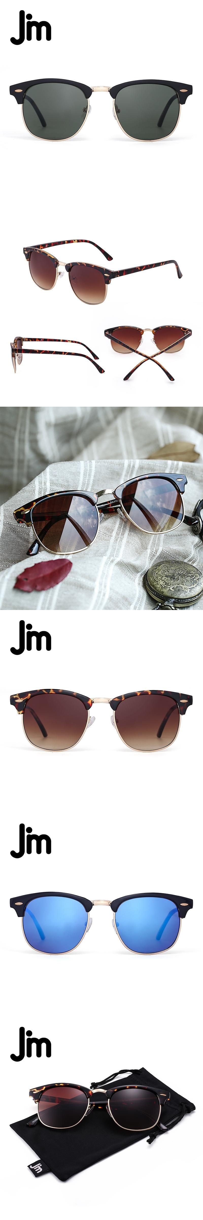 7630a53f04 Sunglasses Women · Color Mixing · Lens · JM Wholesale 2 5 10pcs LOT Bulk  Sale Vintage Half Frame Semi Rimless