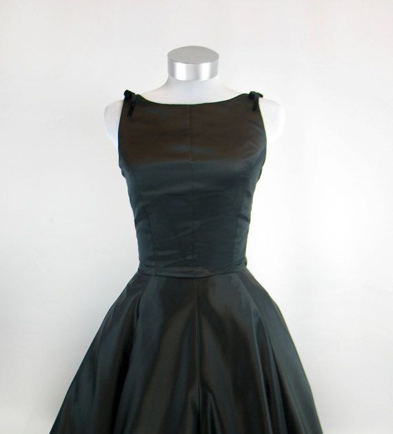 Replica Audrey Hepburn Dress From Sabrina I Have Been Obsessed With