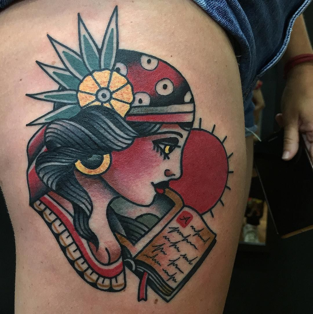 Pin on Traditional & Neo Traditional Tattoos