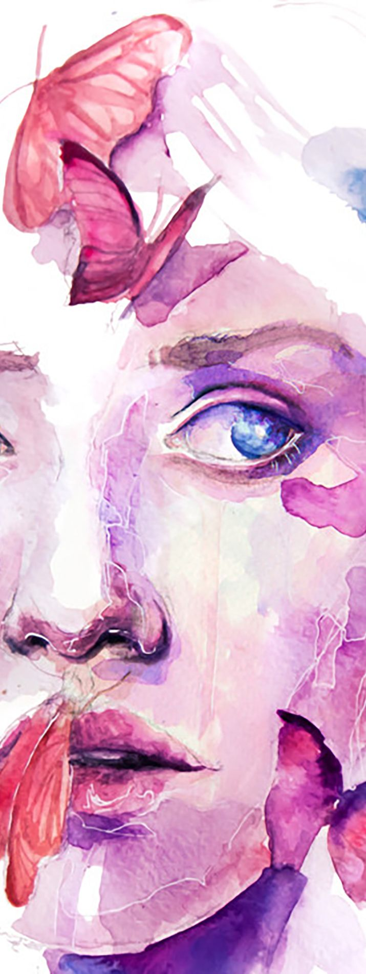 About A New Place by Agnes Cecile - Prints available in a variety of formats at…