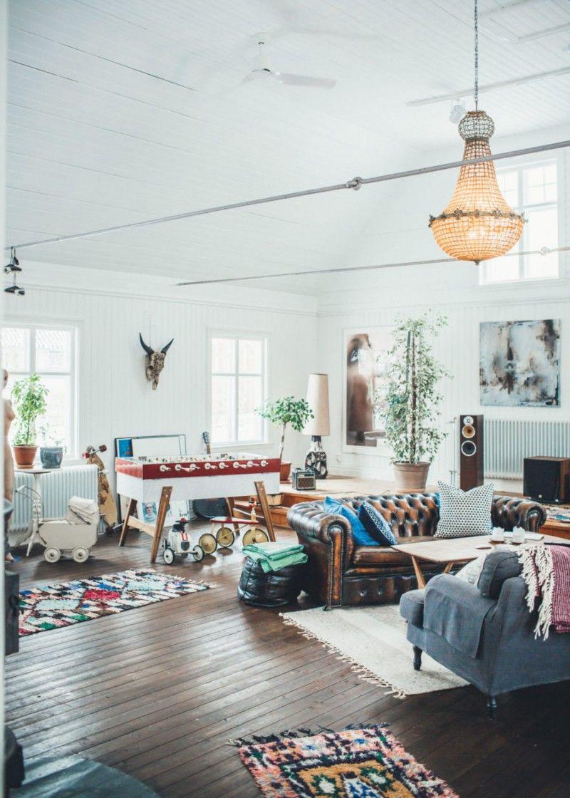 Une maison aux inspirations retro lili in wonderland