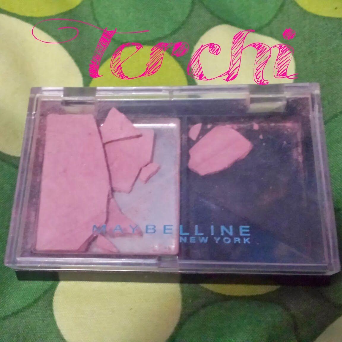 Arreglar maquillaje en sombras y coloretes