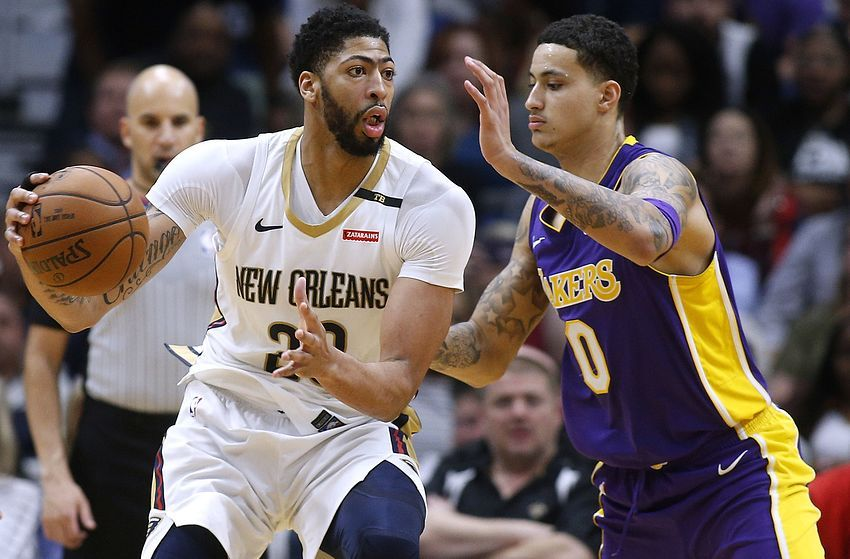 Los Angeles Lakers Trade For Anthony Davis Now Is Short Sighted Anthony Davis Los Angeles Lakers Lakers