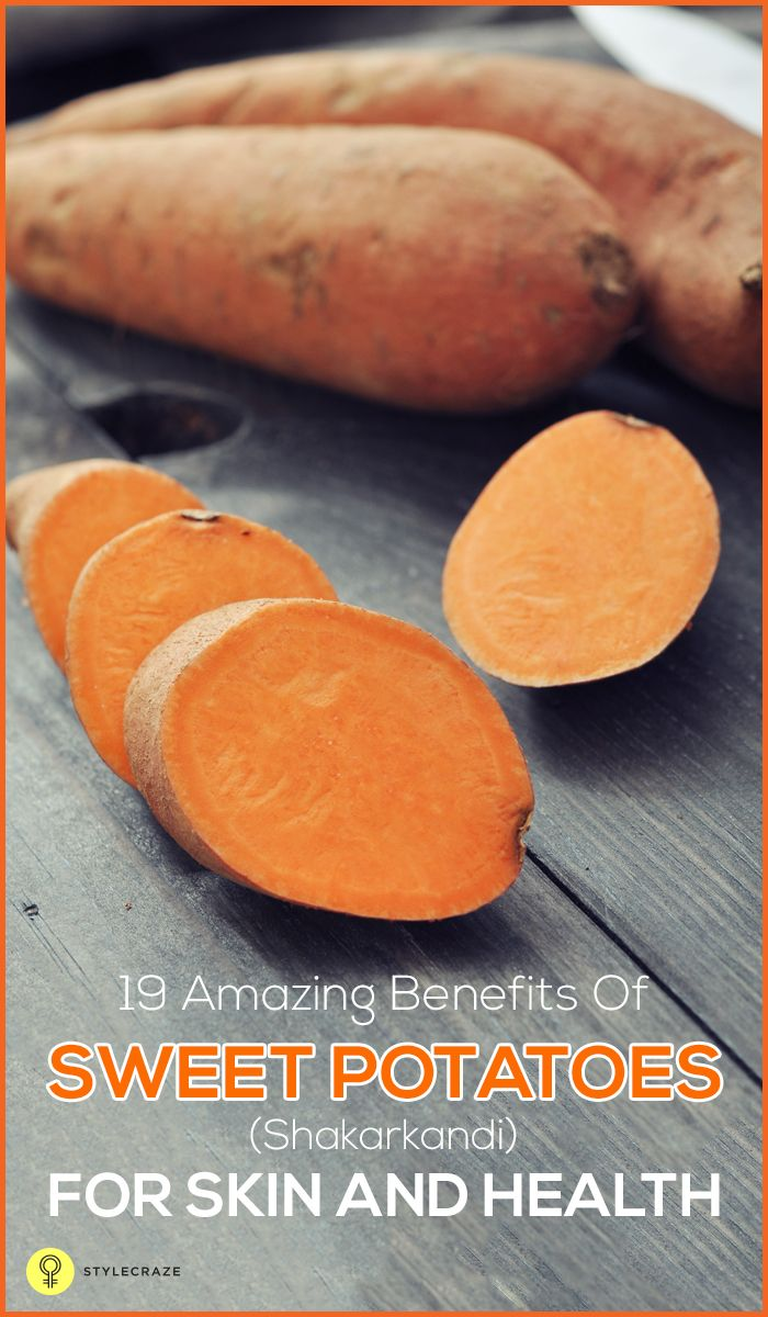 Sweet Potatoes: Nutritional Profile 12 Impressive Benefits