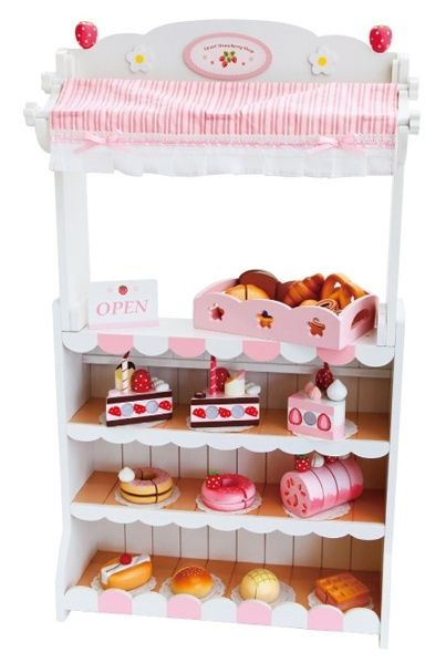 Baby Doll Küche Kids Bakery Stand | Kid's Bakery Stand | For The Grandkids
