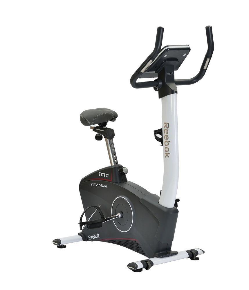 b18c28c2973b2 Ebay Fitness Geräte Fitnessgerät Reebok Bike Titanium TC1.0 Heimtrainer  Ergometer bis 135kg Cardio% fitspiration%