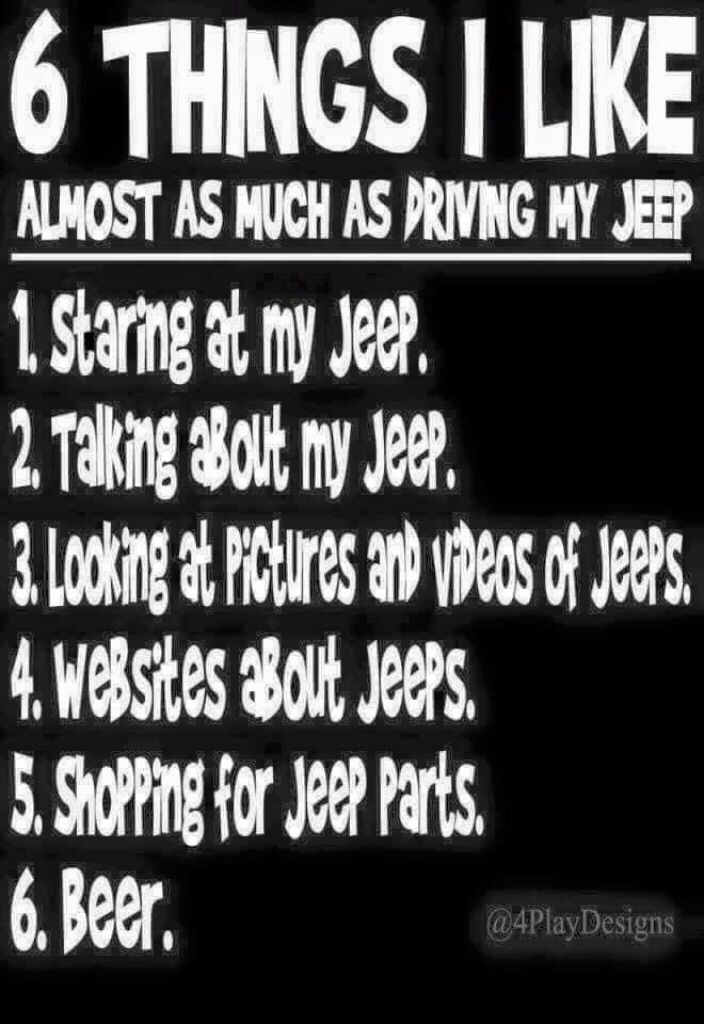 It S A Jeep Thing Jeep Quotes Jeep Memes Jeep