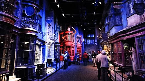 Hotel em Londres cria quartos temáticos do Harry Potter (Hotel in London creates themed Harry Potter rooms)