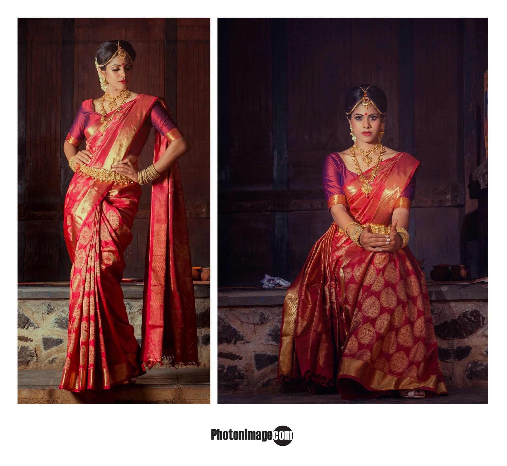 Kerala Bride Hindhu: Kerala Wedding Saree, Indian Bridal Wear