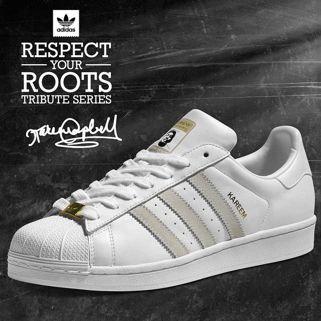adidas Skateboarding Superstar 'Respect your roots': Kareem