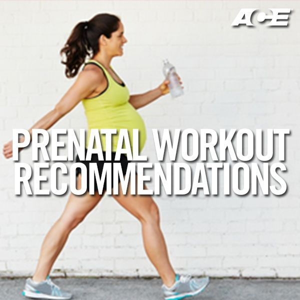 Wondering what exercises to recommend to your pregnant clients? Research confirms the benefits for women who continue exercising throughout their pregnancies, but important modifications are needed to make it both safe and comfortable. In this second installment of a two-part series, learn which cardio options are best during pregnancy and how social support can help women during this major life transition.