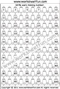 Numbers Missing Free Printable Worksheets Free Kindergarten Worksheets Printable Worksheets Free Printable Worksheets
