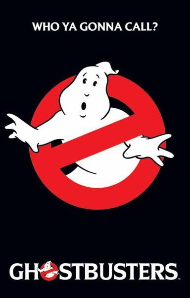 """Original 1984 Classic Movie Poster Reprint - Ghostbusters - 24"""" x 36"""" Ready to FRAME"""