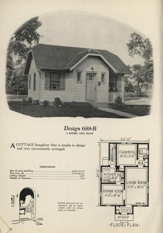 Book of homes | Small house plans | Pinterest | Smallest house ...