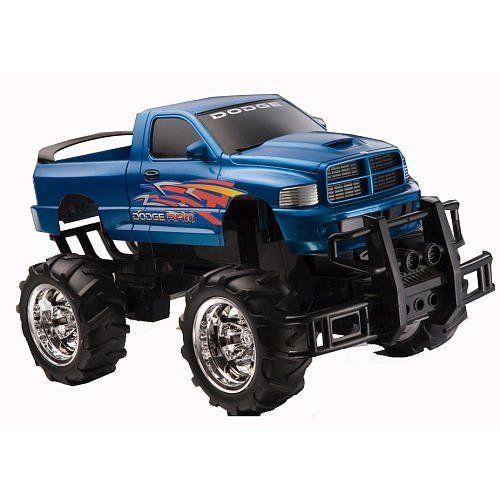 Fast Lane 1 16 Scale Radio Control Trucks Dodge Ram By