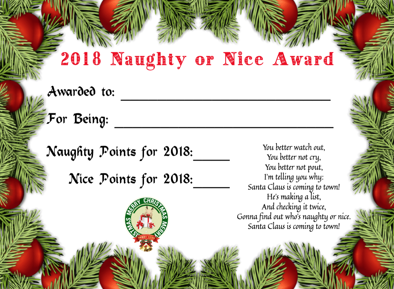Free Christmas Certificates At Clevercertificates Com Award Template Christmas Gift Certificate Free Christmas