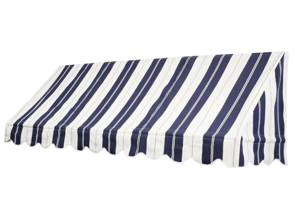 Copy The Charming Curb Appeal Curb Appeal Fabric Awning Storefront Design