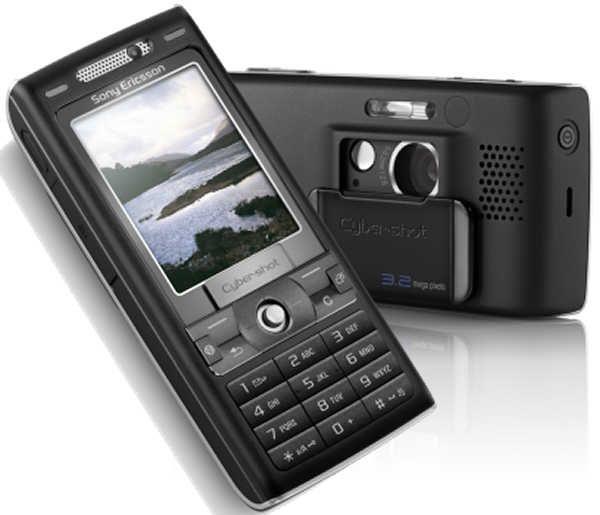 444ec02e30396c 2007-2008 Sony Ericsson K800i | 品牌手机 | Mobile phone handset, Old ...