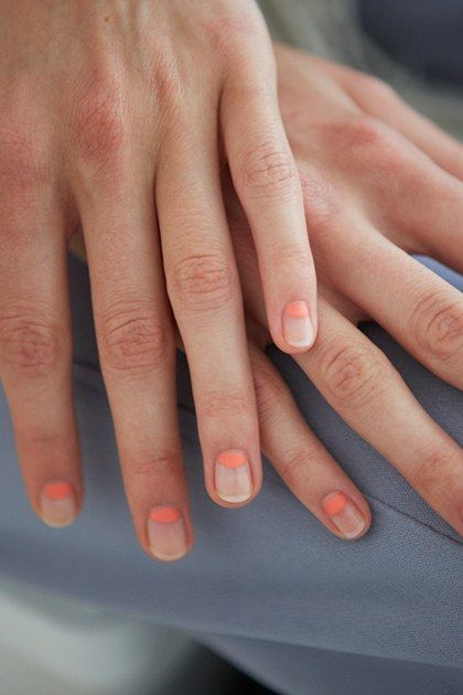 Have You Heard of the Negative Space Nail Trend? These Pics Prove ...