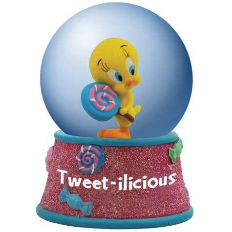 Looney Tunes Tweet-ilicious Mini Waterglobe