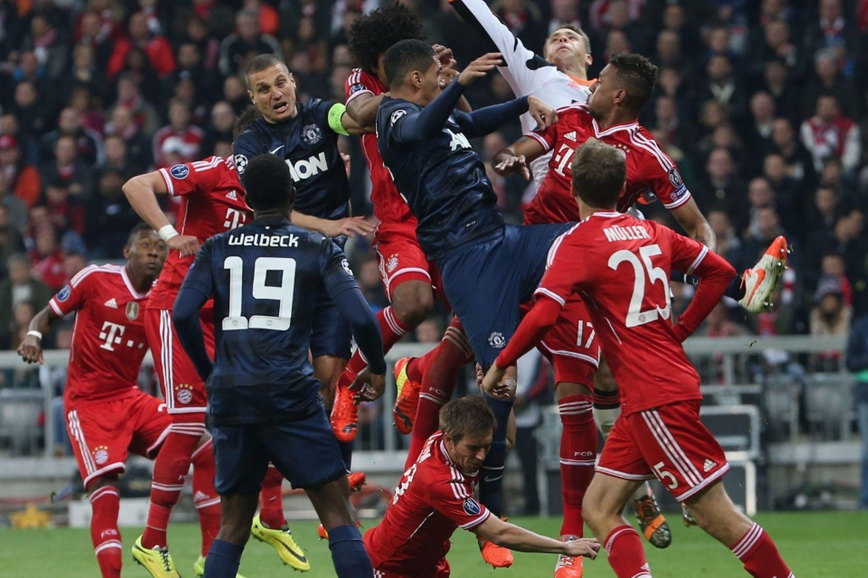 Bayern Munich 31 Manchester United Mirror player ratings
