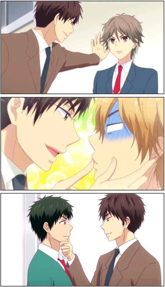 Watashi Ga Motete Dousunda    Kiss Him Not Me  