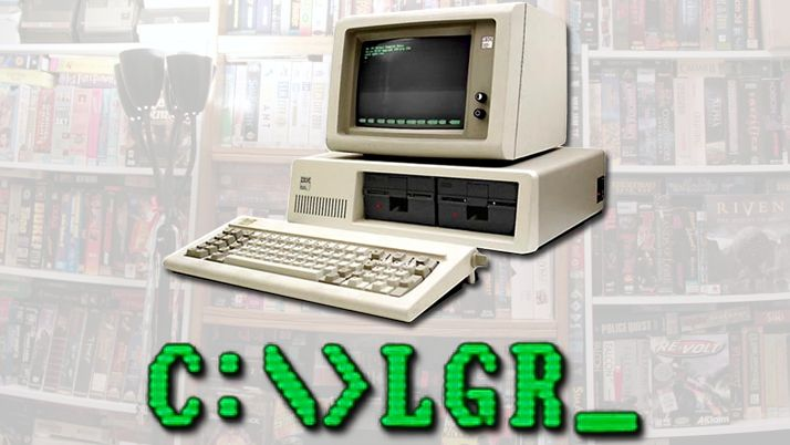 Support Lazy Game Reviews creating Reviews of classic pc games and more
