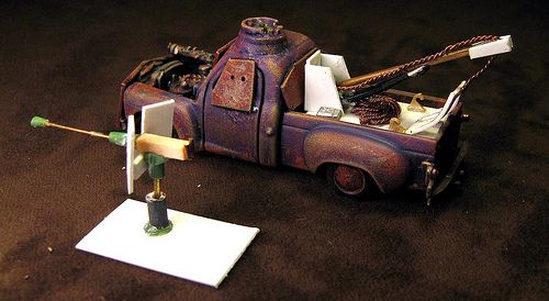 cars of the apocalypse.