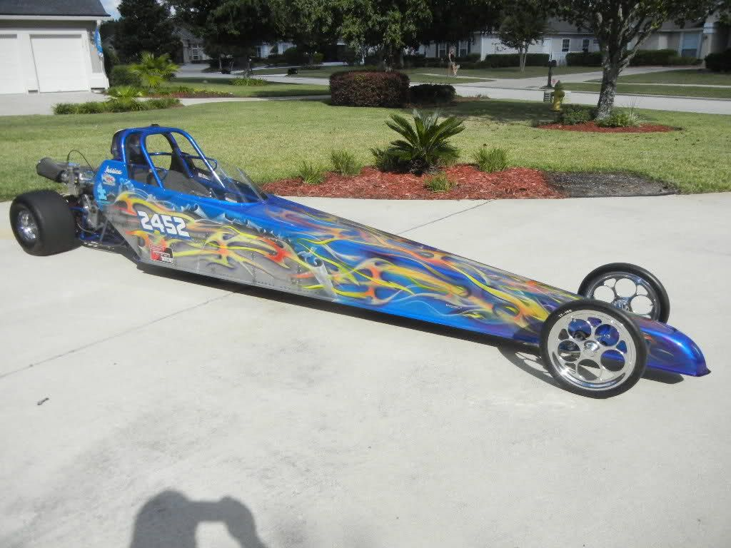 Drag Race Car Paint Schemes - Jr dragster we are looking at d