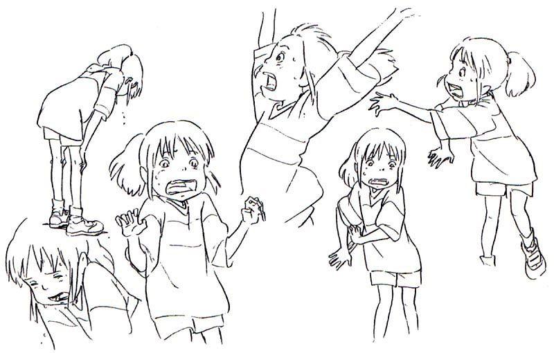Single Line Character Art : Hayao miyazaki simply me pinterest concept