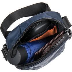 Calvin Klein Schulter-Tasche Herren, Mikrofaser, blau Calvin KleinCalvin Klein