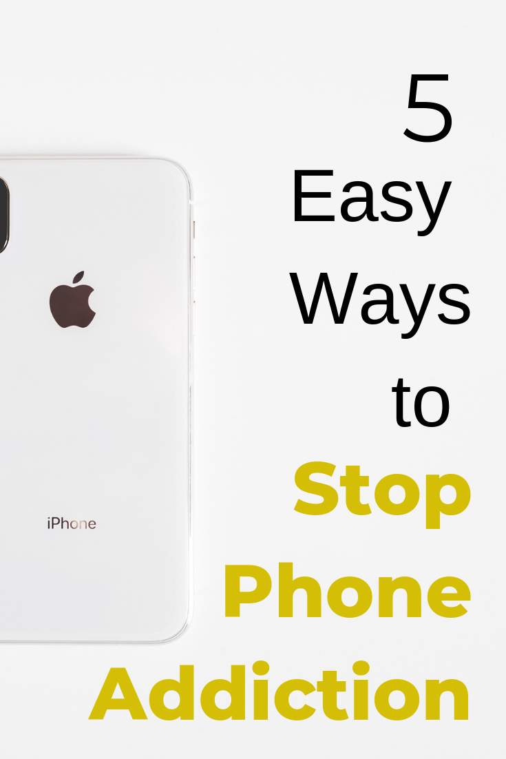 5 Easy Ways To Stop Using Your Phone So Much, Phone -6982