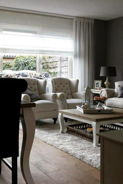 Woonkamer | Mimari & Dekorasyon | Pinterest | Living rooms ...