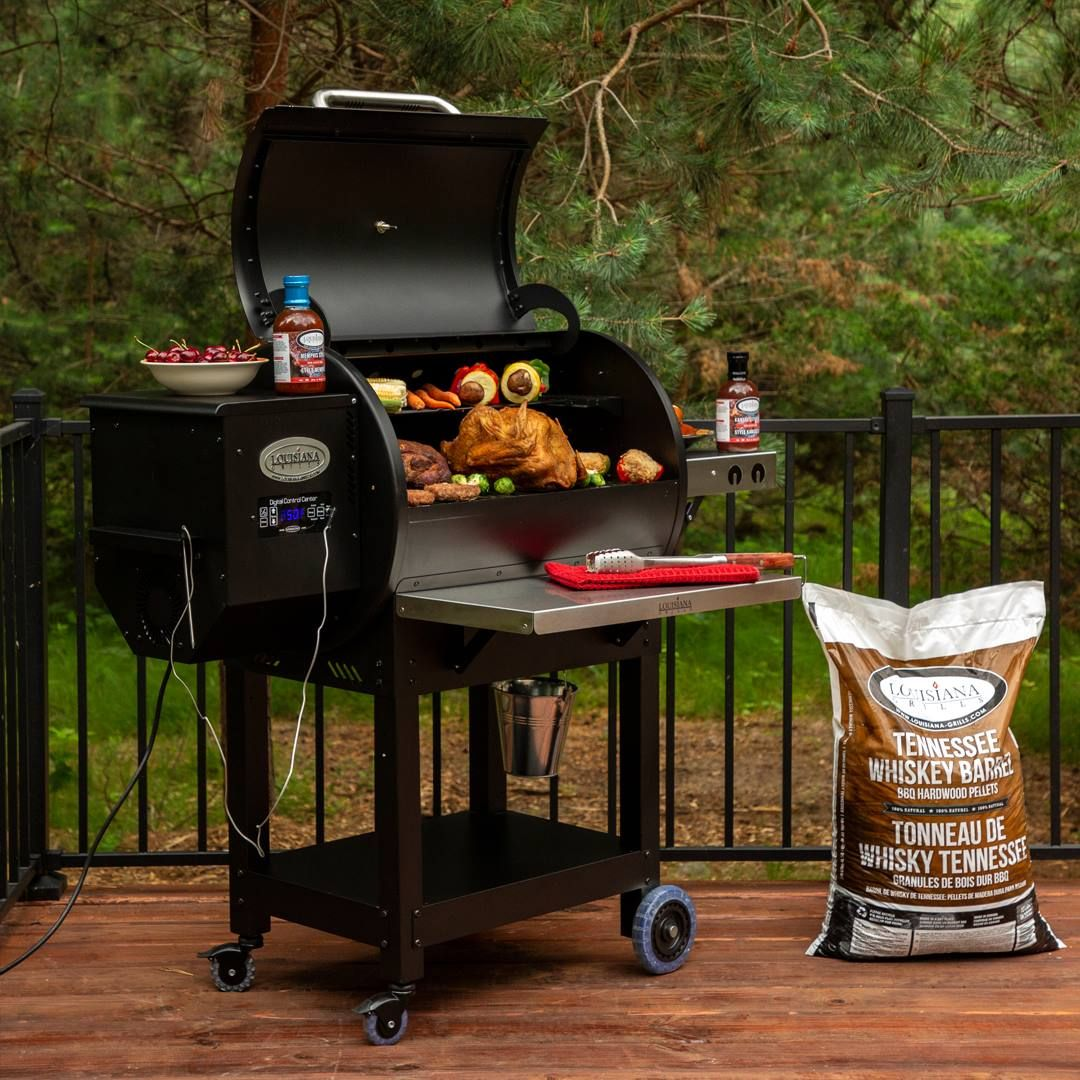 Bigger, heavier, hotter: own a world class BBQ in your own