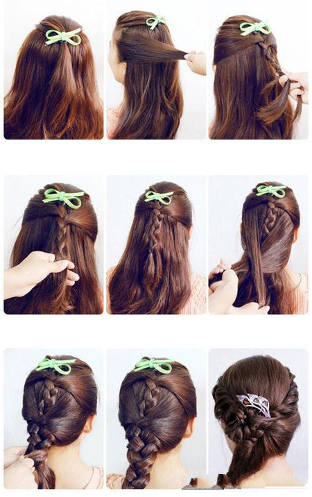Pin By Hope Caliendo On I Want That Hairstyle Hair Styles Beauty Diy Hair Diy Hairstyles