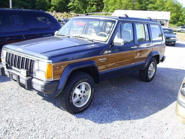 Jeep Cherokee Briarwood Wood Grain Vinyl Replacement Kit 1992 Fits Other Years Carros
