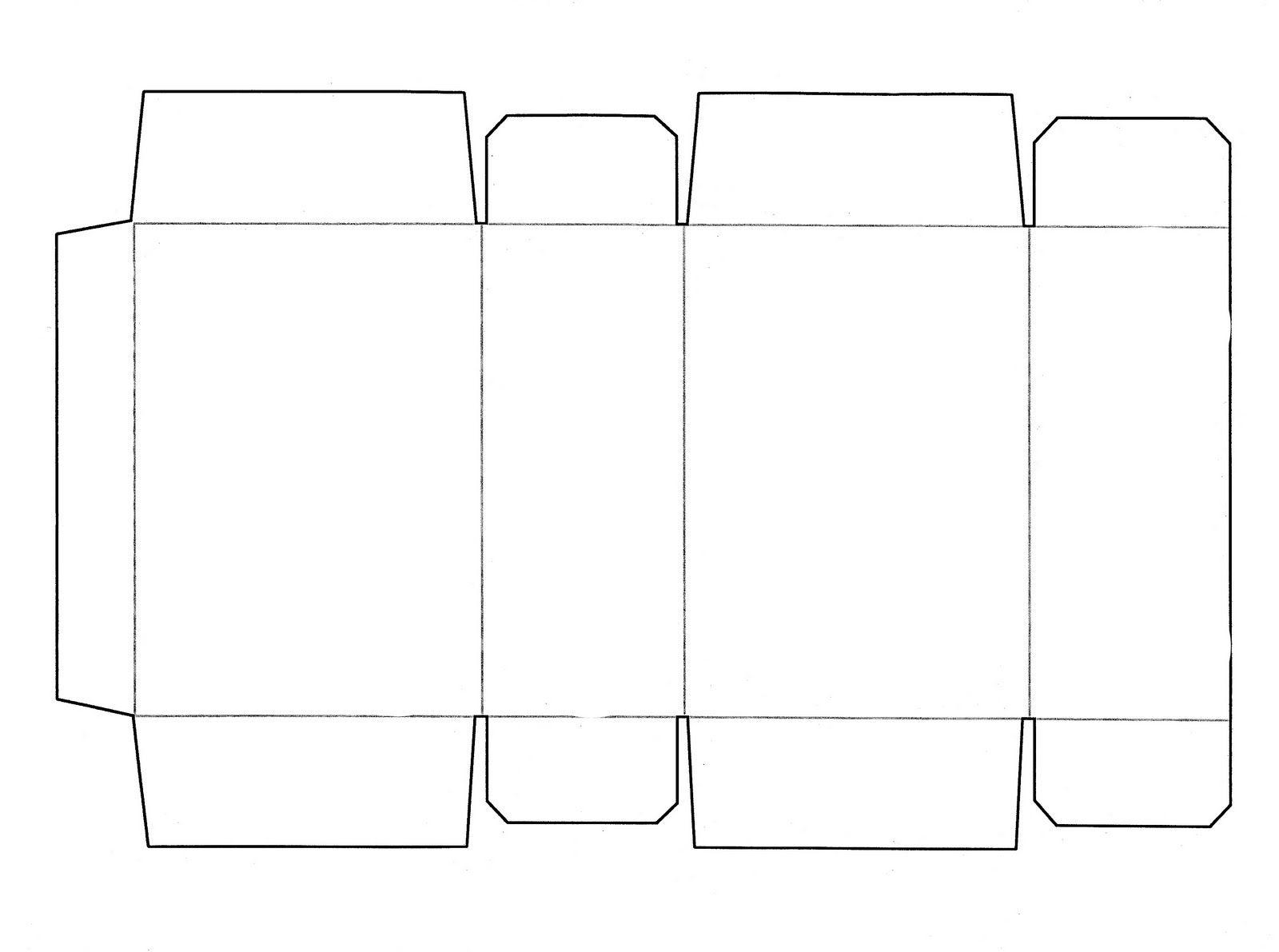 Cereal Box Template 2 | Digital Art | Pinterest | Molde, Cajas y Cartón