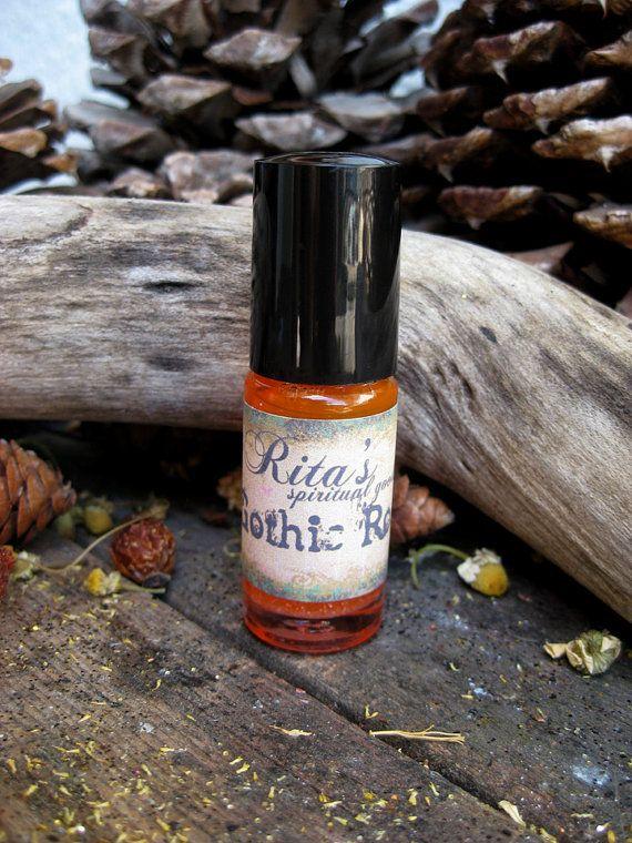 Rita's Gothic Rose Ritual Perfume Oil