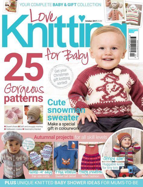 Love Knitting For Baby Winter 2017 Kudumine Pinterest Baby