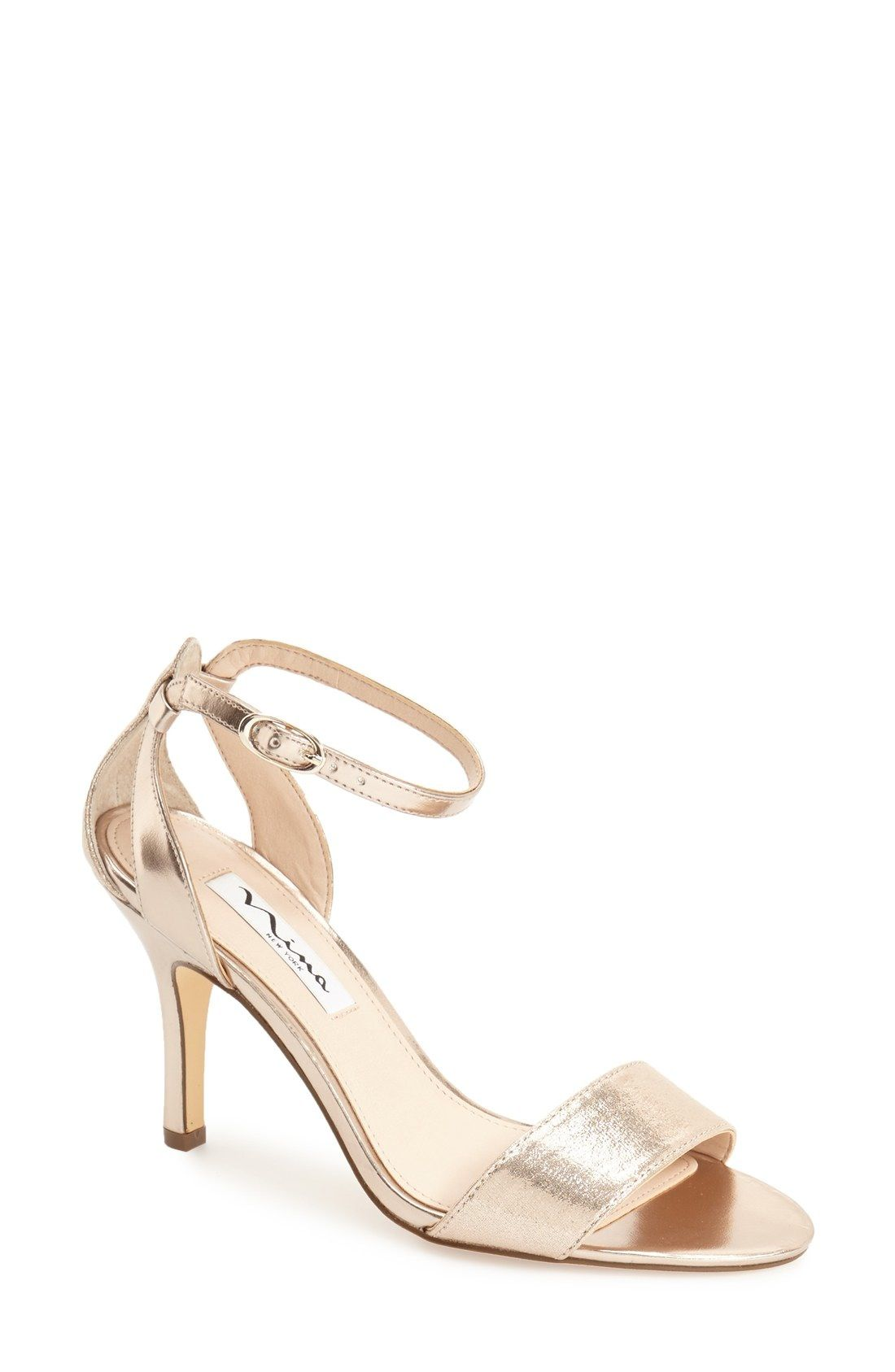 7f29d70d0669 Nina  Venetia  Ankle Strap Sandal (Women) available at  Nordstrom ...