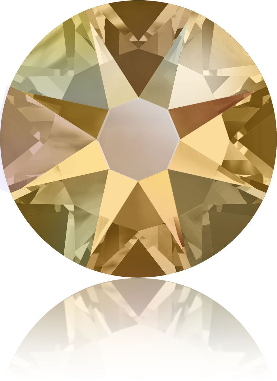 2000 2058 /& 2088 Swarovski® Flatback Crystals Non Hotfix Light Silk