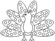 Free Dot Marker printables  Right click on image, print picture, select page 1! #dotdayartprojects